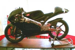 Aprilia RS 125R GP, 2001-02 díly Motoforza na moto