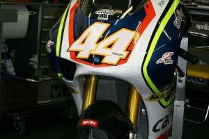 Aprilia RSW 125 GP 2006-  díly motoforza - Karel Abraham
