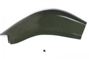 Kryt zadní vidlice  - Pravý Aprilia RSV Mille 1998-2003, Tuono 2003-2005