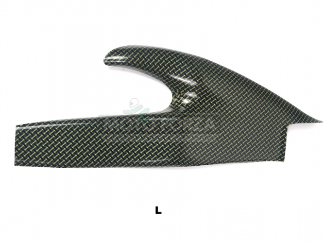 Kryt zadní vidlice  - Levý Aprilia RSV Mille 1998-2003, Tuono 2003-2005