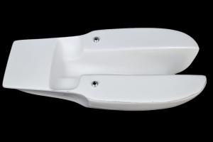 Benelli - Nádrž verze 3 - rovná (kohouty na bocích)