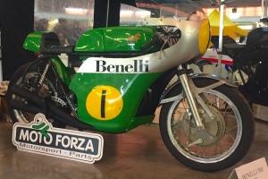 Benelli 500 replica Pasolini - Motoforza díly