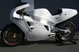 Díly Motoforza, GFK  na motocyklu Bimota YB11