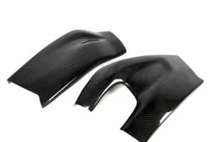 Swing arm covers L+R carbon