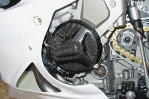 Kryt alternátoru BMW S1000RR 09-16 / R 12-14 CARBON-KEVLAR