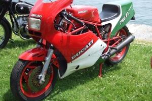 Přední blatník Ducati F1