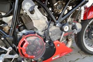 Klín pod motor Ducati Paul Smart 1000 / Sport 1000s 2007-2009