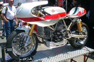 Ducati Paul Smart 1000s 2005-2007 , díly Motoforza na moto