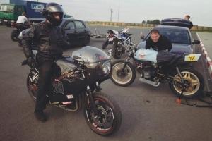 Ducati F1 750cc 1985-1988 díly Motoforza na moto Honda CBR 600F 91