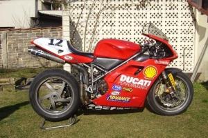 Ducati, 748-916-996-998, 2002 / díly na moto 996