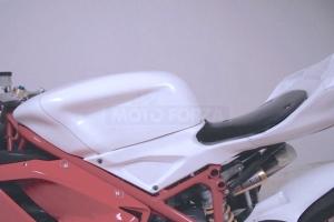 Sedlo racing verze 2 - SBK KIT