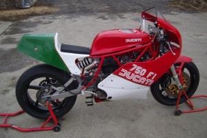 Ducati F1 750cc 1985-1988  díly Motoforza na moto - TT 600 rám