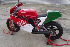 Ducati F1 750cc 1985-1988  díly Motoforza na moto TT600