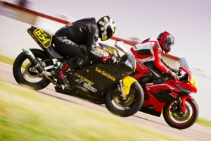 Parts on bike - built Ducati 750 / 620ss frame