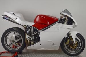 Ducati, 996R 998  boční díl L racing,  GFK - díly Motoforza na moto