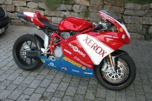 Ducati 749,999 2005-2006 přední blatník na moto