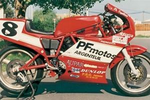 Ducati F1 750cc 1985-1988  díly na moto