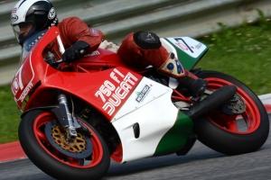 Ducati F1 750cc 1985-1988  díly Motoforza na moto