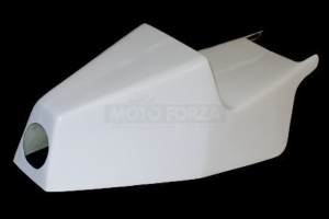 Ducati  F1 750cc 1985-1988 / Sedlo GFK verze 2 s výřezem na lampu