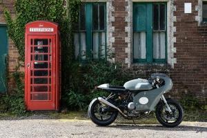 Ducati Imola, 1972 / Kapotáž GFK - ukázka na moto Ducati 1000S