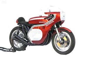 Kapotáž Honda CR 750cc Daytona