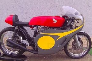 Honda CB 400 four 1974  boring 466 ccm_motoforza_fairing