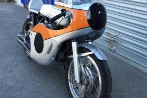 Honda cb 350 four 1972 inspiration cr93