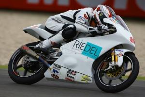 Honda NSF 250R Moto 3 - díly Motoforza na moto, Kevin Hanus