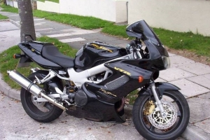Díly Motoforza na moto  Honda VTR 1000 Firestorm