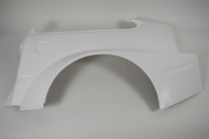 Kompletní Aero Body Kit GT style