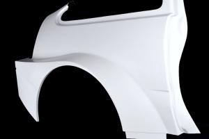 Motoforza Honda CRX aero body kit GT style - Pravý zadní díl