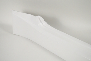 Motoforza Honda CRX aero body kit GT style - P prah, GFK sklolaminát