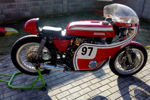 Kapotáž Honda CB750cc , UNI 750cc