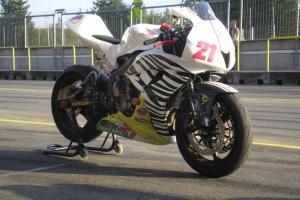 Sedlo racing -  Honda RS 125 2004-2010