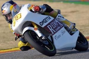 Honda NSF 250R Moto 3 - díly Motoforza na moto, Jakub Kornfeil Moto GP moto 3