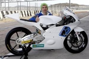 Honda NSF 250R Moto 3 - díly Motoforza na moto, MZ factory team