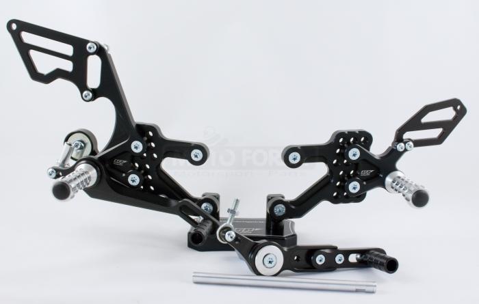 Přepákování ARP - Honda CBR 1000RR 08-16 - reverzní řazení