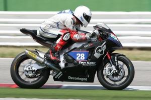 Moto 2 ICP carreta Kompletní sada 3-dílná racing verze 2, GFK na moto