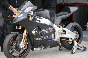 Díly motoforza, ICP Caretta 2010 , Moto2