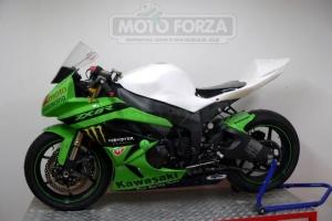 Race seat version 2Kawasaki ZX-6R Ninja 2009-2012  díly Motoforza na moto