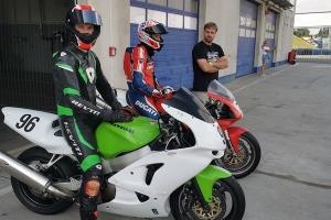 Vrchní díl racing