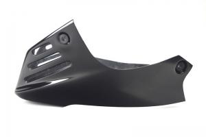Klín pod motor Kawasaki Z750 2002-2006 / UNI verze 1, GFK probarvený černý
