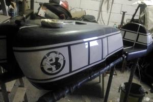 Tank on Yamaha XS750