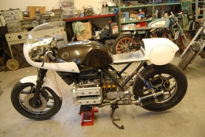 Preview - part on BMW K75 1987