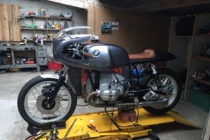 Ukázka - dílu na BMW R80 RT