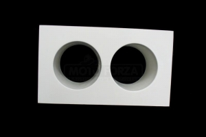 Projector holder - TWIN - 2x90mm