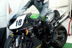 Spodní díl racing
