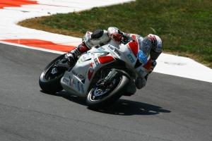 Honda CBR 600 RR 2009-2012 Motoforza fairins in MS Ondrej Jezek team