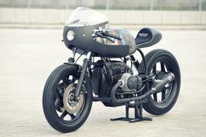 UNI Polokapotáž styl - Ducati, Moto Guzzi, BMW uzw. - na moto BMW