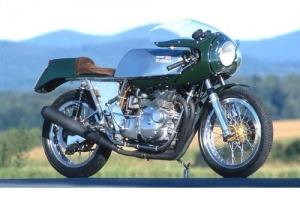 Rickman Metisse,Matschless G50 -Avon-Dunstall-Norton-BSA-Triumph - SET - Polokapotáž cestovní se světlem 7 palců